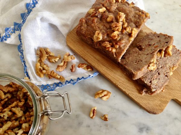 Claire Andreewitch banana cake