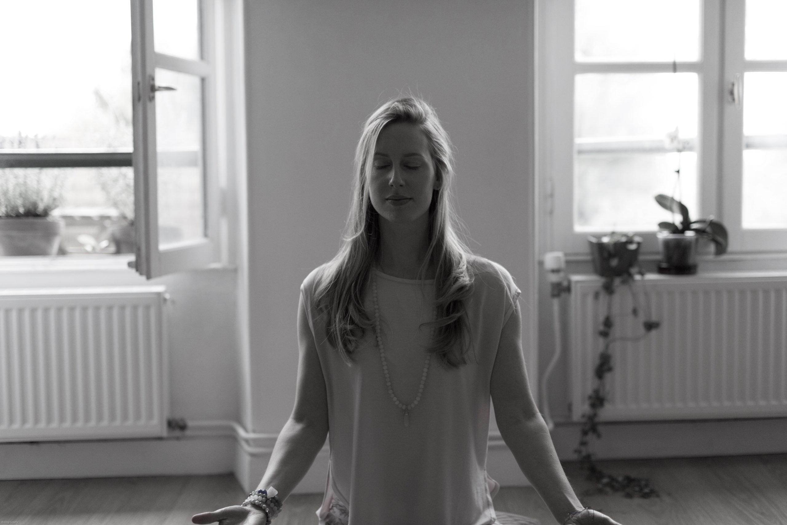 la méditation pour gérer des émotions douloureuses