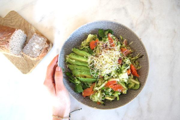 Recette: La salade qui renforce le système immunitaire