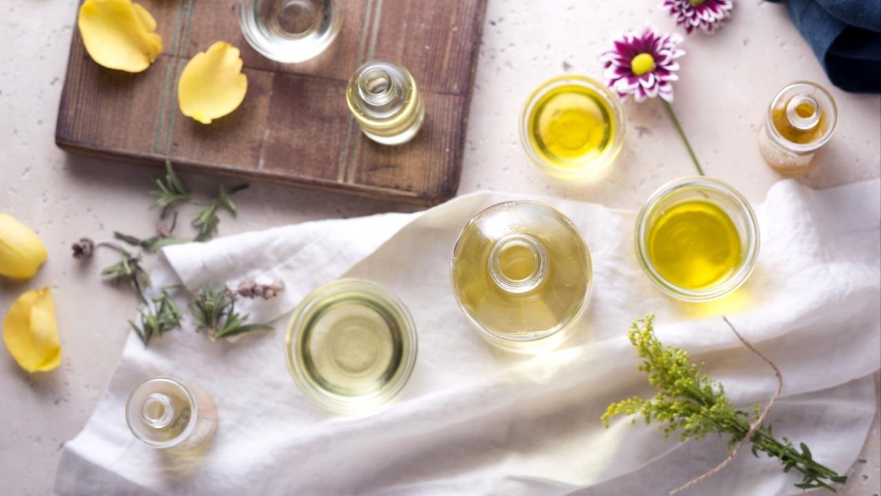 huiles vitalité et beauté