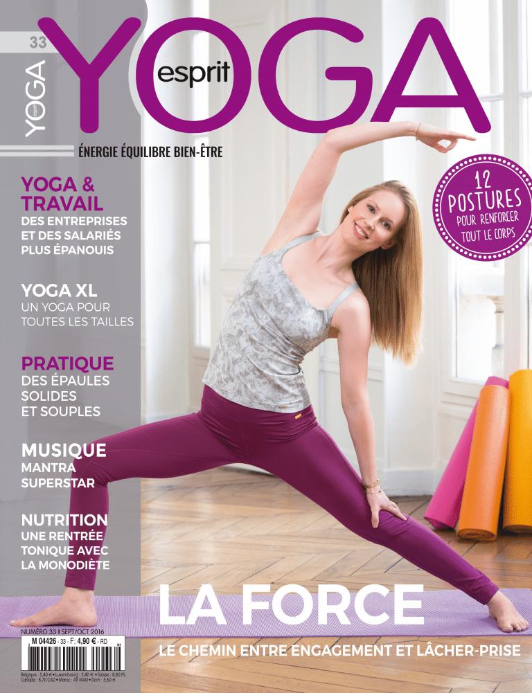 Esprit Yoga- Septembre 2016