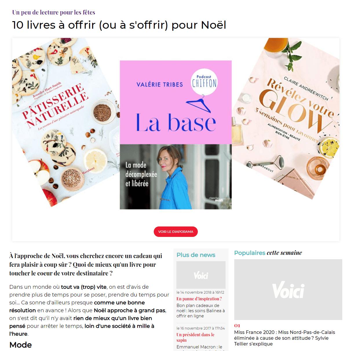 10 livres à offrir (ou à s'offrir) pour Noël