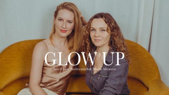 Préparation de la peau avant le maquillage- Claire Andreewitch