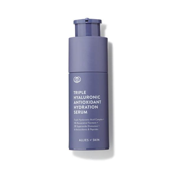 Triple Hyaluronic Antioxidant serum - Allies of Skin