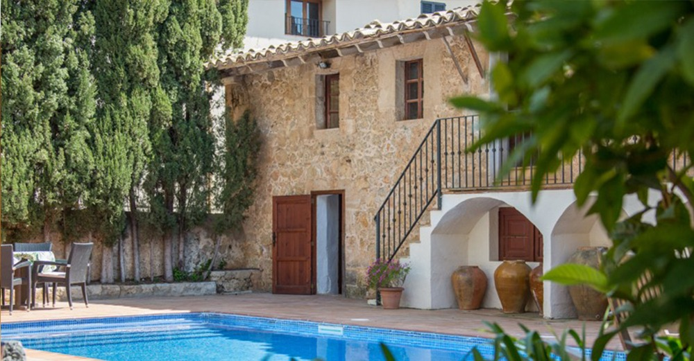 Soulful Majorca retreat Finca Can Fressa