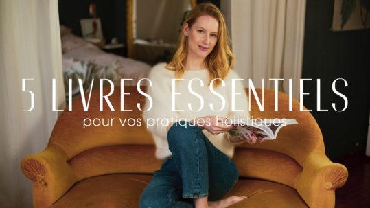 Mes livres bien-être - Claire Andreewitch