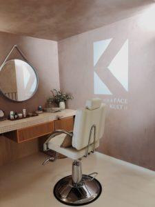 Sculpter son visage au studio Facekult - Claire Andreewitch