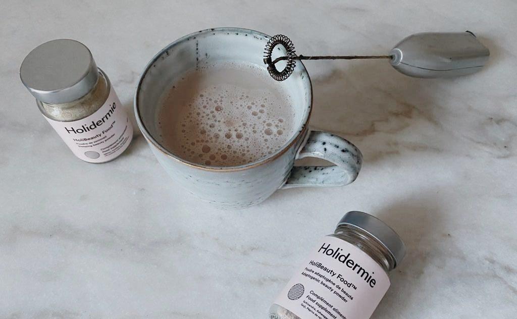 Une synergie de plantes adaptogènes… et le latte qui boost les défenses! - Claire Andreewitch