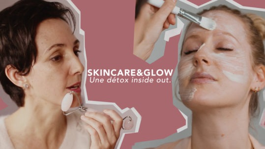 Détox pour la peau avec Delphine Langlois - Claire Andreewitch