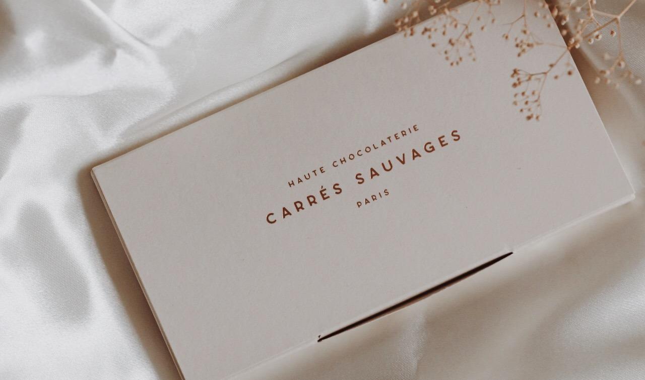 Édition limitée: «La beauté nordique» avec Carres Sauvages - Claire Andreewitch