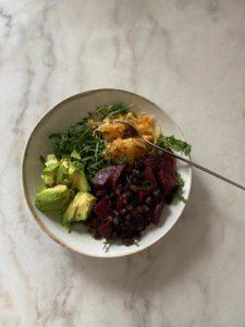 Ce que je mange – voici une journée type - Claire Andreewitch