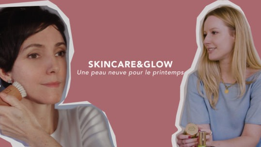 Une fait peau neuve avec Delphine Langlois - Claire Andreewitch